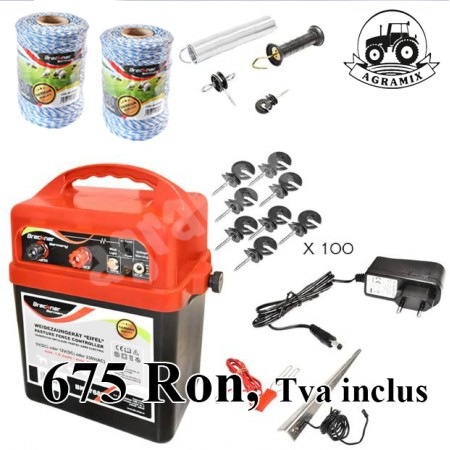 Kit complet gard electric...
